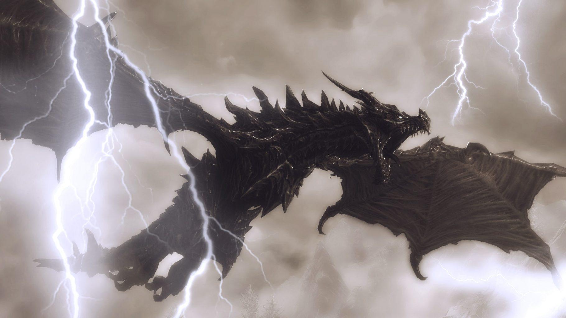dragão-na-tempestade