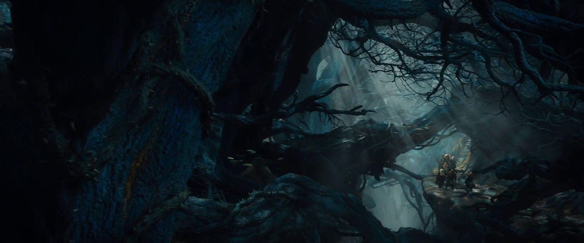 floresta das trevas