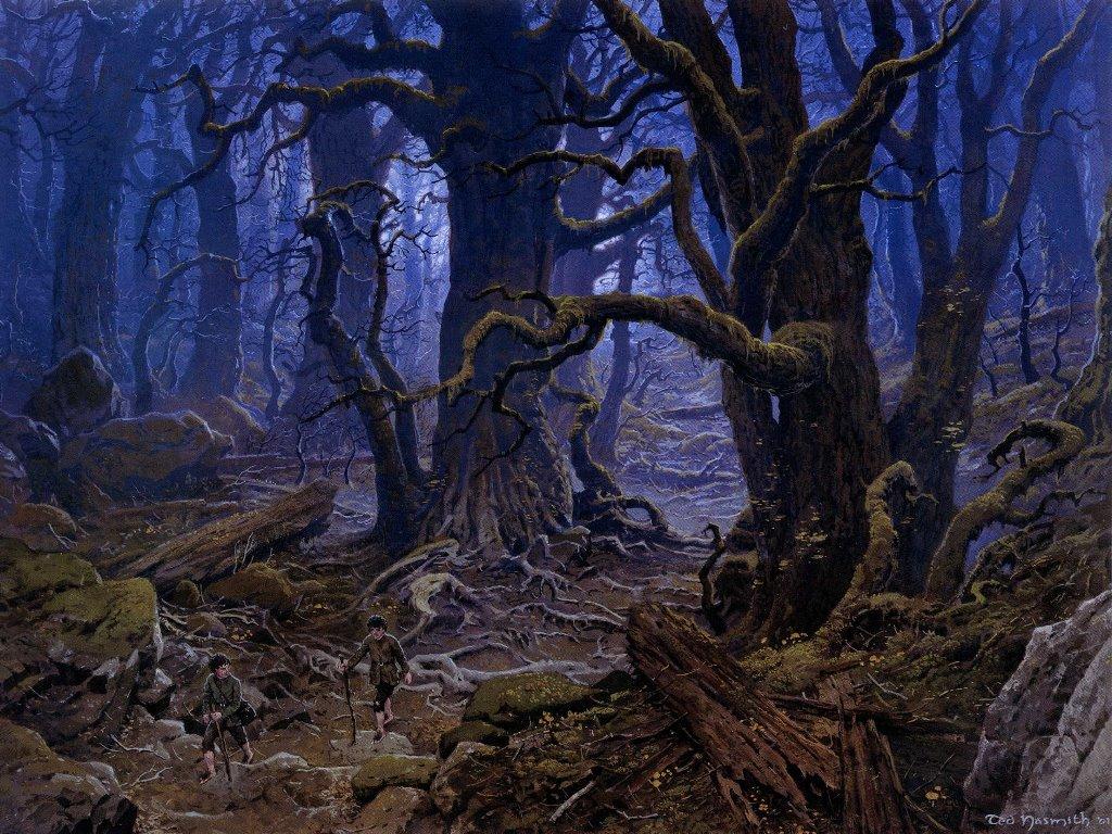 floresta de fagorn