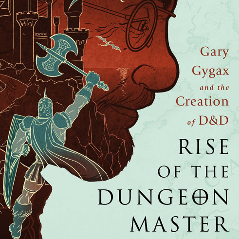 Rise of the Dungeon Master Cover