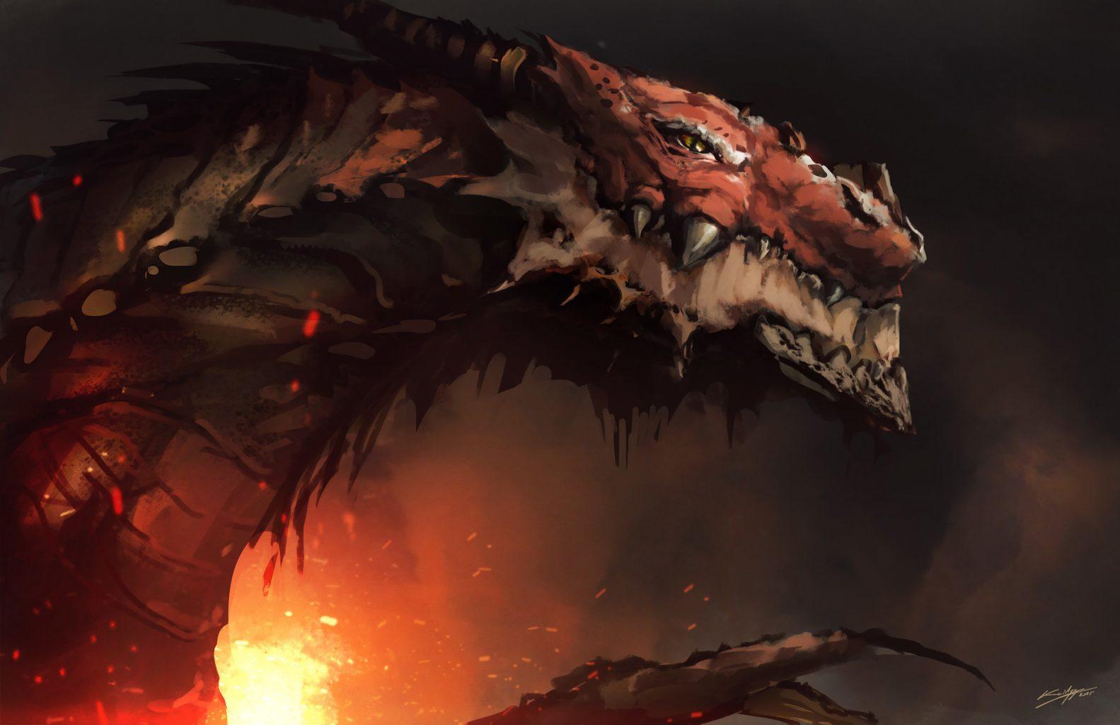 Drago-K por Thibault Girard