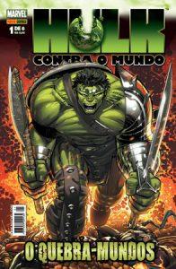 Hulk Contra o Mundo HQ
