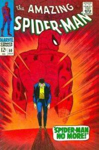 Homem-aranha-nunca-mais