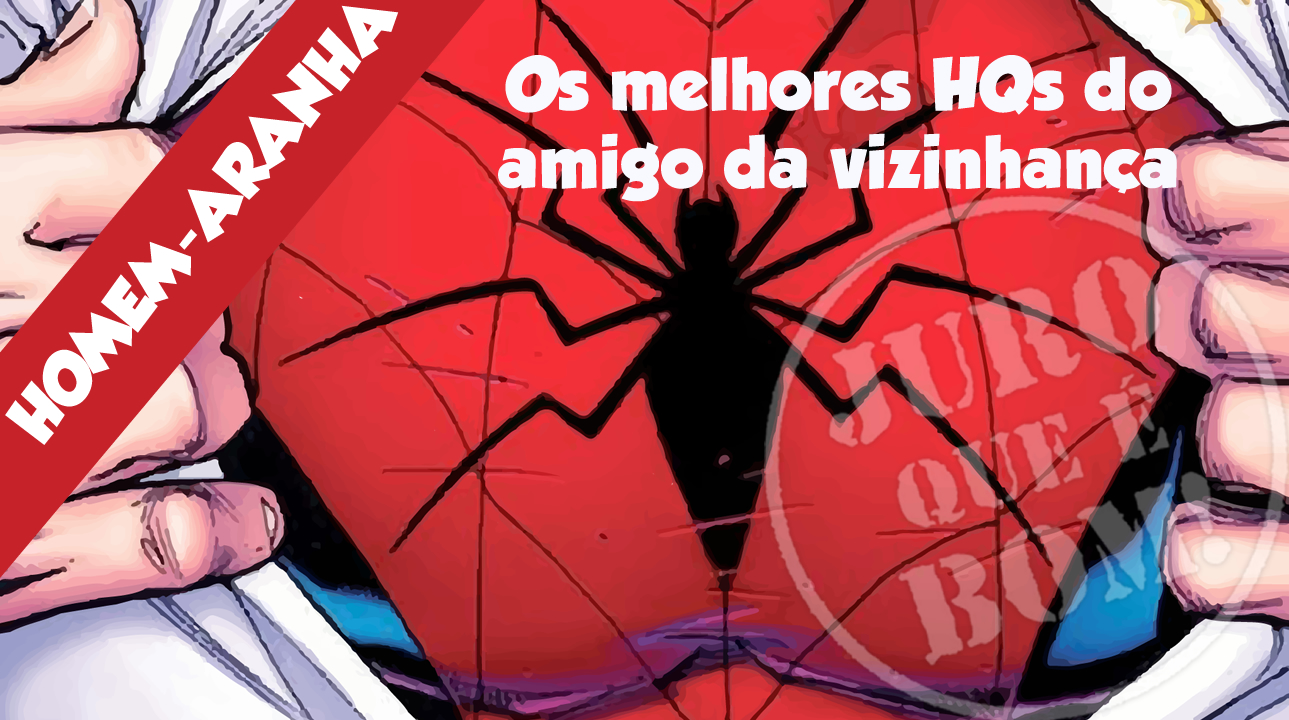 melhores hqs do homem-aranha