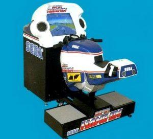 arcade moto super hang-on