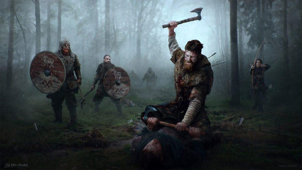 Life is Feudal - Ambush - Timur Kvasov