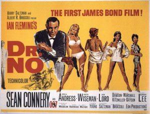 James Bond Br. No
