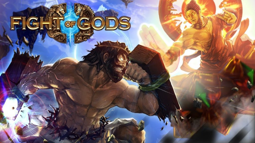 fight of the gods