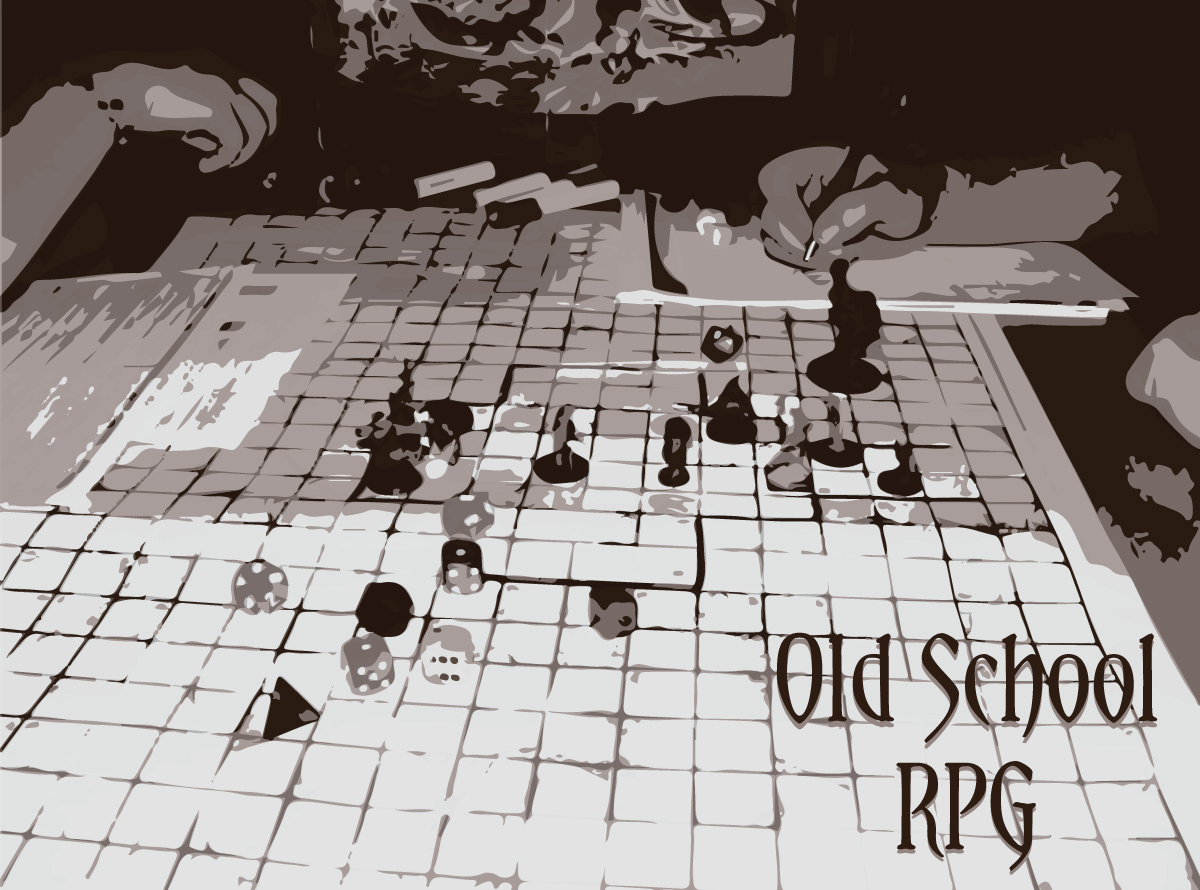 RPG-Old-School