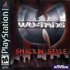 Wu-Tang - Shaolin Style